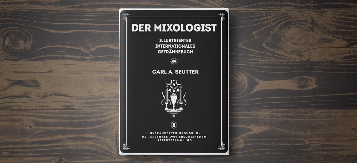 Cover Der Mixologist Buch