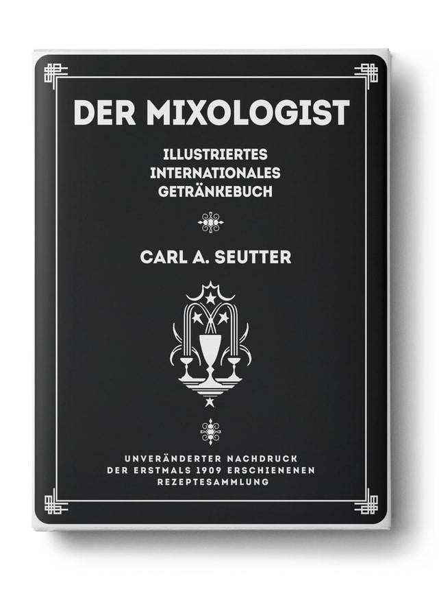 Der Mixologist Cover Umschlag