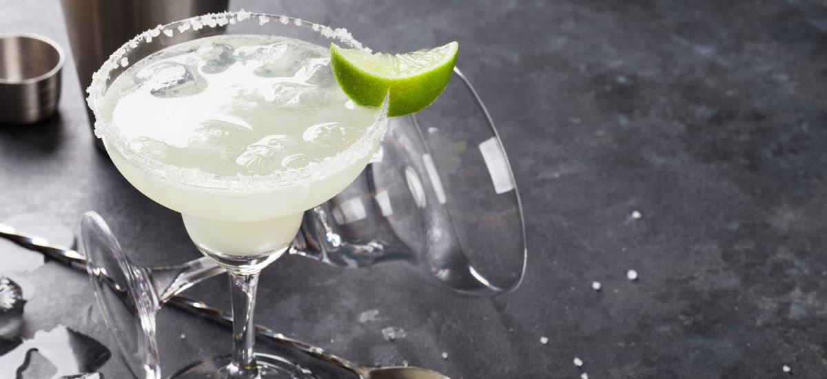 Margarita Cocktail (einfaches Rezept mit Tequila + Tipps vom Barkeeper)