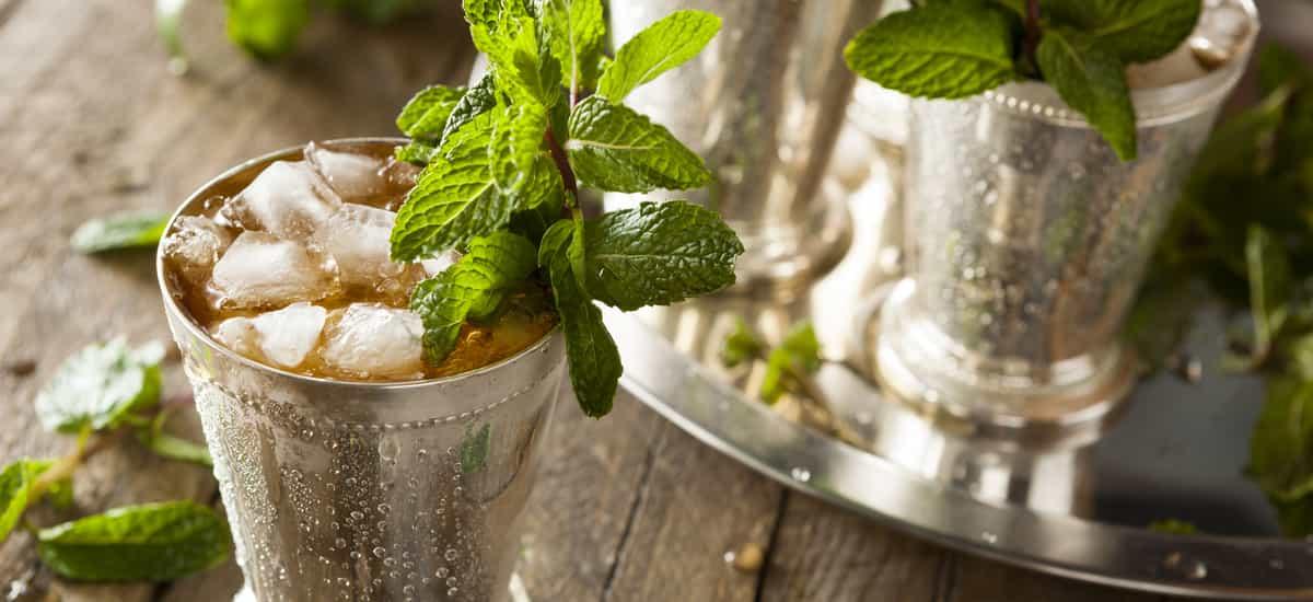 Whiskey Julep Rezept – der original Cocktail mit Bourbon