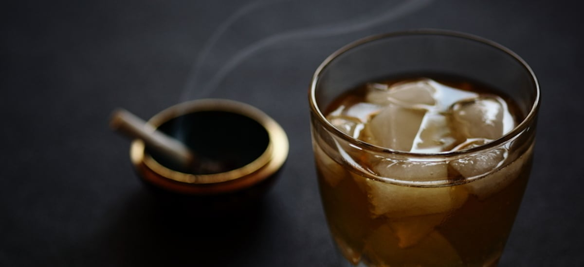 Whiskey Cocktail Tumbler